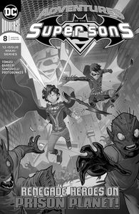 [Adventures Of The Super Sons #8 (Product Image)]