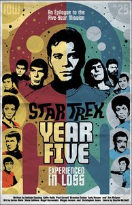 [Star Trek: Year Five #25 (Cover B Lendl Variant) (Product Image)]