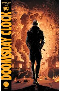 [Doomsday Clock #4 (Variant Edition) (Product Image)]