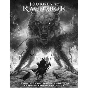 [Journey To Ragnarok: Adventure & Setting Corebook (5th Edition Compatible) (Product Image)]
