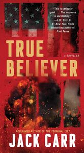 [True Believer: A Thriller (Product Image)]