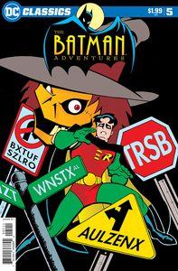 [DC Classics: The Batman Adventures #5 (Product Image)]