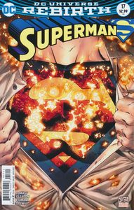 [Superman #17 (Variant Edition) (Product Image)]