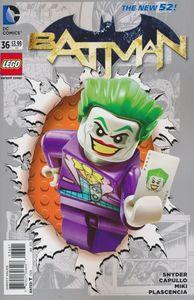 [Batman #36 (Lego Variant Edition) (Product Image)]