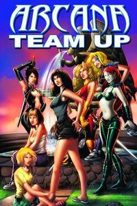 [Arcana: Team Up (Product Image)]