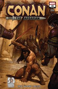[Conan: The Barbarian #16 (Product Image)]