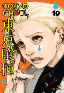 [Tokyo Ghoul: Volume 10 (Product Image)]