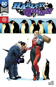 [Harley Quinn #39 (Variant Edition) (Product Image)]