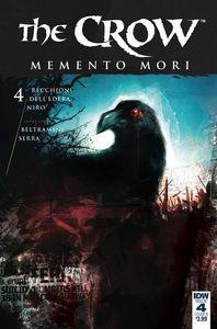[The Crow: Memento Mori #4 (Cover B Furno) (Product Image)]