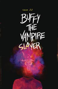 [Buffy The Vampire Slayer #22 (Becca Carey Fire Variant Edition) (Product Image)]