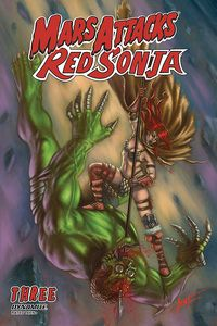 [Mars Attacks/Red Sonja #3 (Cover B Strati) (Product Image)]