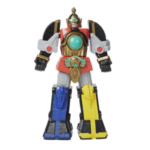 [Power Rangers: Action Figure: Mighty Morphin Thunder Megazord (Product Image)]