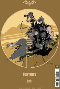 [Batman/Fortnite: Zero Point #4 (Premium Variant D) (Product Image)]