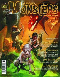 [Famous Monsters Of Filmland #265 (Hobbit Cover) (Product Image)]