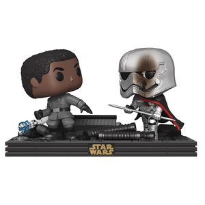 [Star Wars: The Last Jedi: Pop! Vinyl Movie Moments Set: Rematch On The Supremacy (Product Image)]