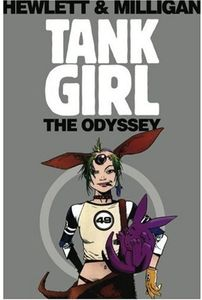 [Tank Girl: The Odyssey (Anniversary - Titan Edition) (Product Image)]