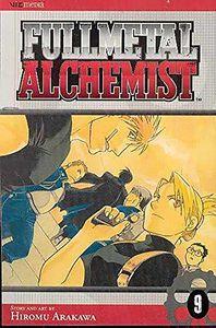[Fullmetal Alchemist: Volume 9 (Product Image)]