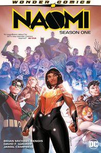 [Naomi: Season One (Hardcover) (Product Image)]