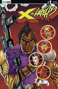 [X-Liefelds #1 (Cover C Kent) (Product Image)]