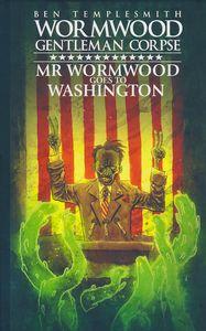 [Mr Wormwood Goes To Washington (Hardcover) (Product Image)]