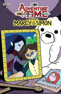 [Adventure Time: Marcy & Simon #6 (Main) (Product Image)]