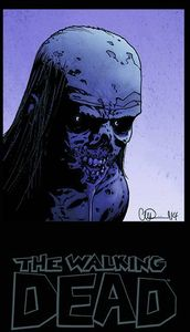 [Walking Dead: Omnibus: Volume 5 (Hardcover - Signed Edition) (Product Image)]