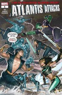 [The cover for Atlantis Attacks #1]