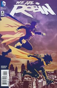 [We Are Robin #4 (Product Image)]