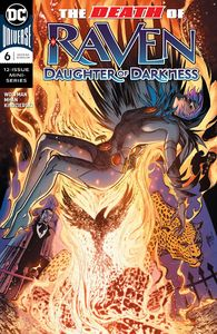 [Raven: Daughter Of Darkness #6 (Product Image)]
