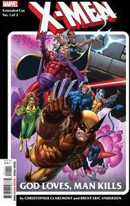 [X-Men: God Loves Man Kills: Extended Cut #1 (Product Image)]