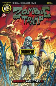 [Zombie Tramp: Ongoing #58 (Cover B Young Risque) (Product Image)]