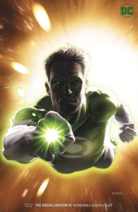 [Green Lantern #10 (Card Stock Variant Edition) (Product Image)]