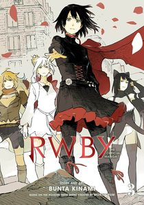 [RWBY: The Official Manga: Volume 3 (Product Image)]