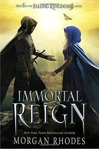 [Falling Kingdoms: Book 6: Immortal Reign (Hardcover) (Product Image)]
