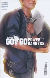 [Go Go Power Rangers #4 (Main & Mix) (Product Image)]
