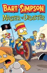 [Bart Simpson: Master Of Disaster (Product Image)]