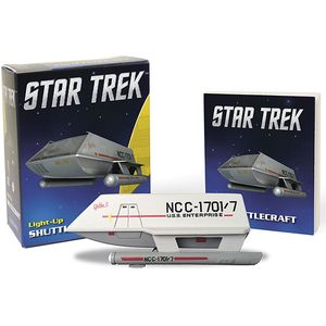 [Star Trek: Light-Up Shuttlecraft Kit (Product Image)]