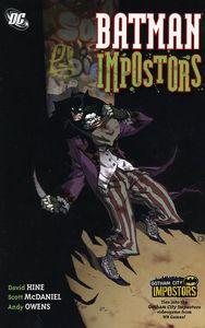 [Batman: Impostors (Product Image)]