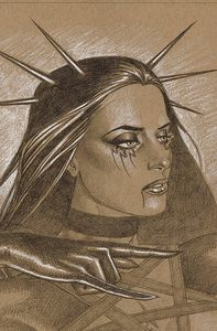 [Tarot: Witch Of The Black Rose #123 (Deluxe Litho Variant (Product Image)]