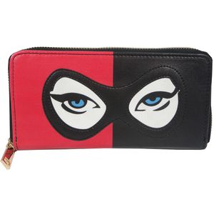 [Harley Quinn: Ladies Mask Clutch Purse (Product Image)]