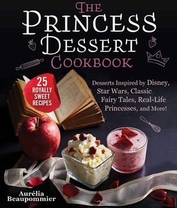 [The Princess Dessert Cookbook (Hardcover) (Product Image)]