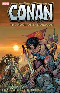 [Conan: The Hour Of The Dragon (Product Image)]