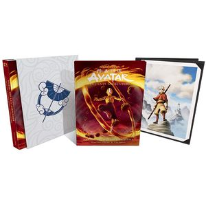 [Avatar: The Last Airbender: The Art Of The Animated Series (Deluxe Hardcover) (Product Image)]