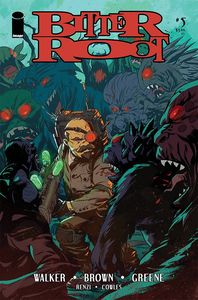 [Bitter Root #5 (Cover A Greene) (Product Image)]