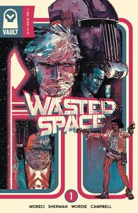 [Wasted Space #1 (Cover B Sherman Variant) (Product Image)]