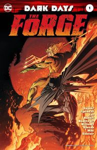[Dark Days: The Forge #1 (Kubert Variant Edition) (Product Image)]
