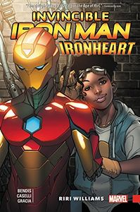 [Invincible Iron Man: Ironheart: Volume 1 (Premiere Edition Hardcover) (Product Image)]