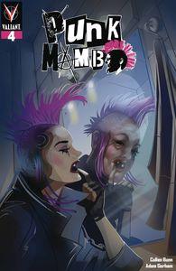 [Punk Mambo #4 (Cover C Delara) (Product Image)]