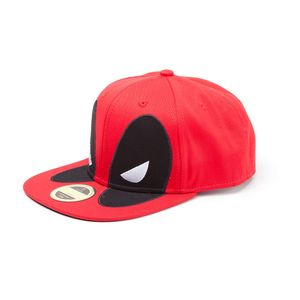 [Deadpool: Snapback Cap: Big Face (Product Image)]