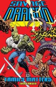 [Savage Dragon: Family Matters (Product Image)]